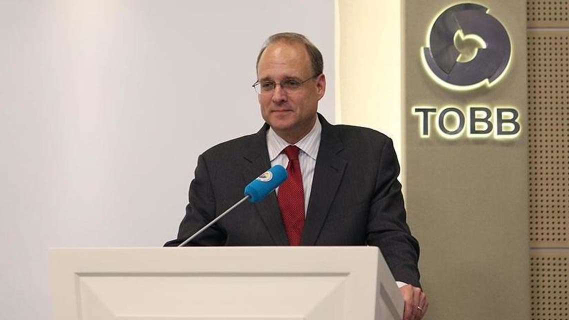 مساعد وزير الخزانة الأمريكي لشؤون مكافحة تمويل الإرهاب مارشال بيلينغسلي