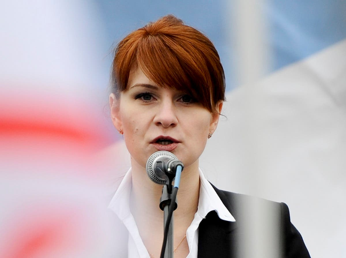 Russia Maria Butina (AP)