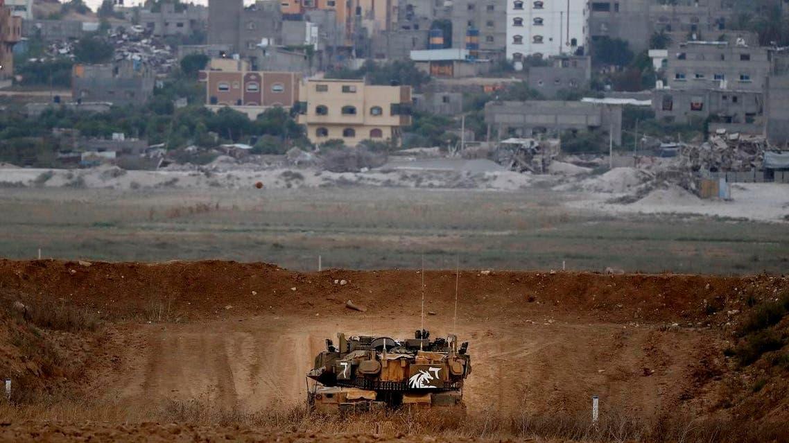 Gaza Israel (AFP)