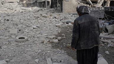3 قتلى مدنيين بانفجار حافلة في عفرين السورية