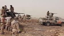 البیضاء میں یمنی فوج کی پیش قدمی، 30 حوثی باغی ہلاک