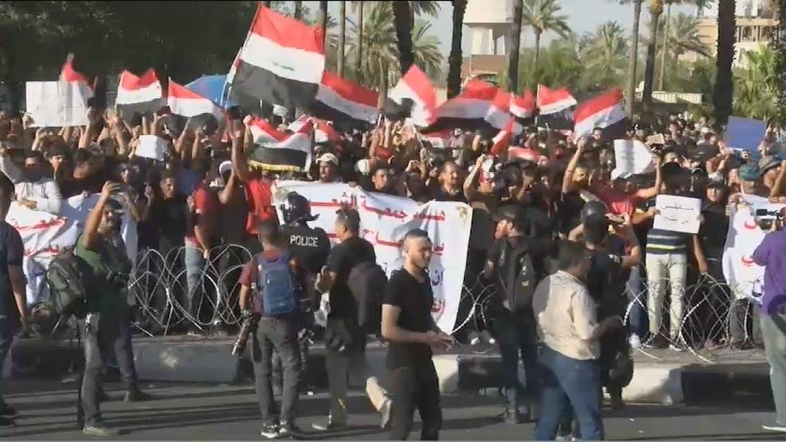 ارتفاع سقف مطالب الشارع العراقي الغاضب