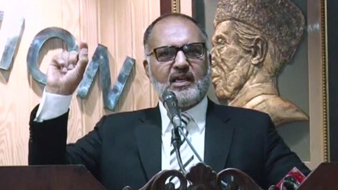 Justice Shoukat Aziz Siddiqui
