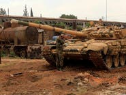 8 قتلى من النظام و15 من داعش باشتباكات في البادية