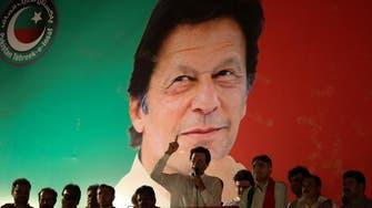 Saudi king, crown prince congratulate Pakistan's Imran Khan on victory