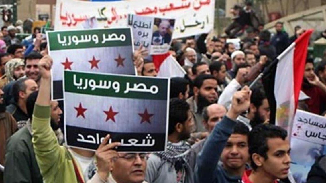 مصر سوريا