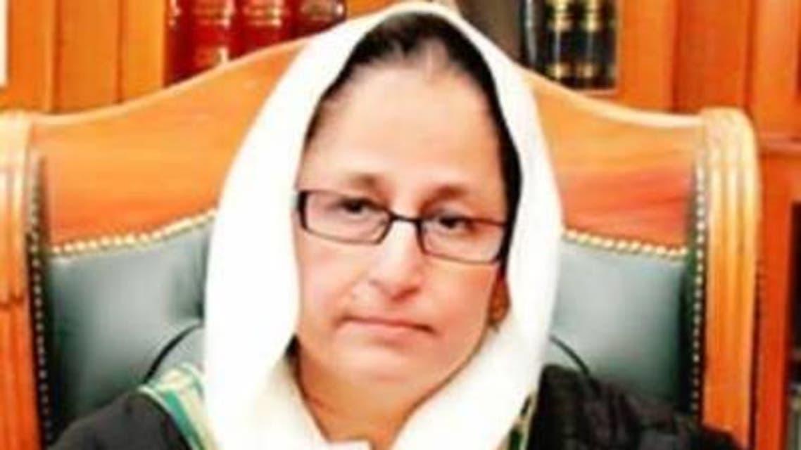 Justce Tahira Safdar