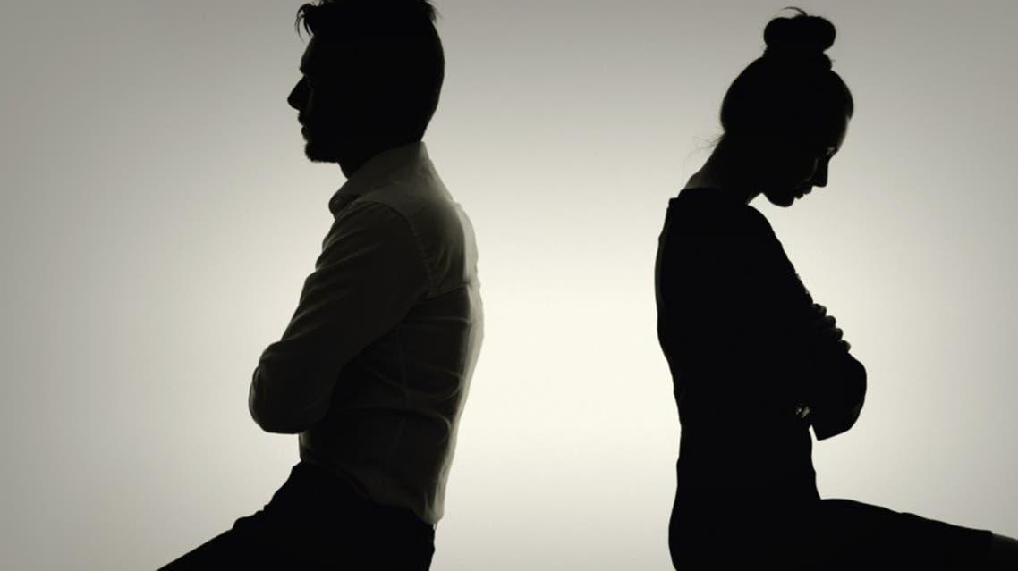 تعبيرية للطلاق