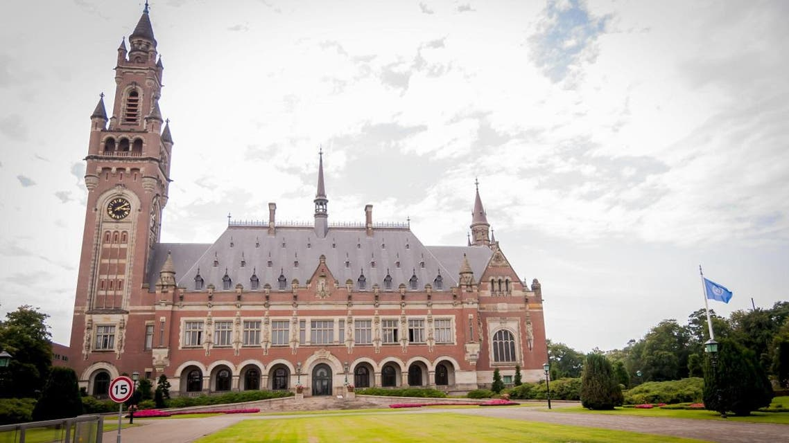 The International Court of Justice in the Peace Palace in Hague. (Shutterstock)