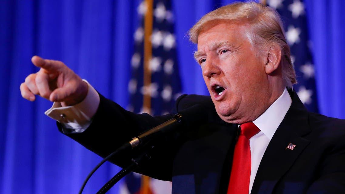 ترمب لروحاني: إياك أن تهدد أميركا مرة أخرى