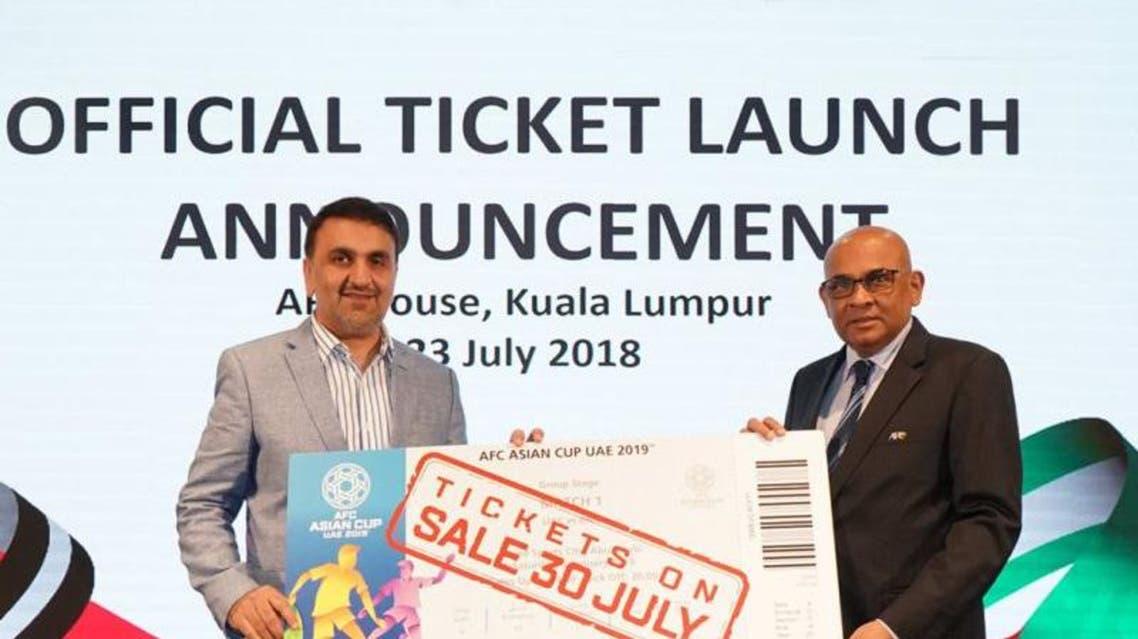 تصویری.. زمان فروش بلیتهای جام ملتهای آسیا اعلام شد
