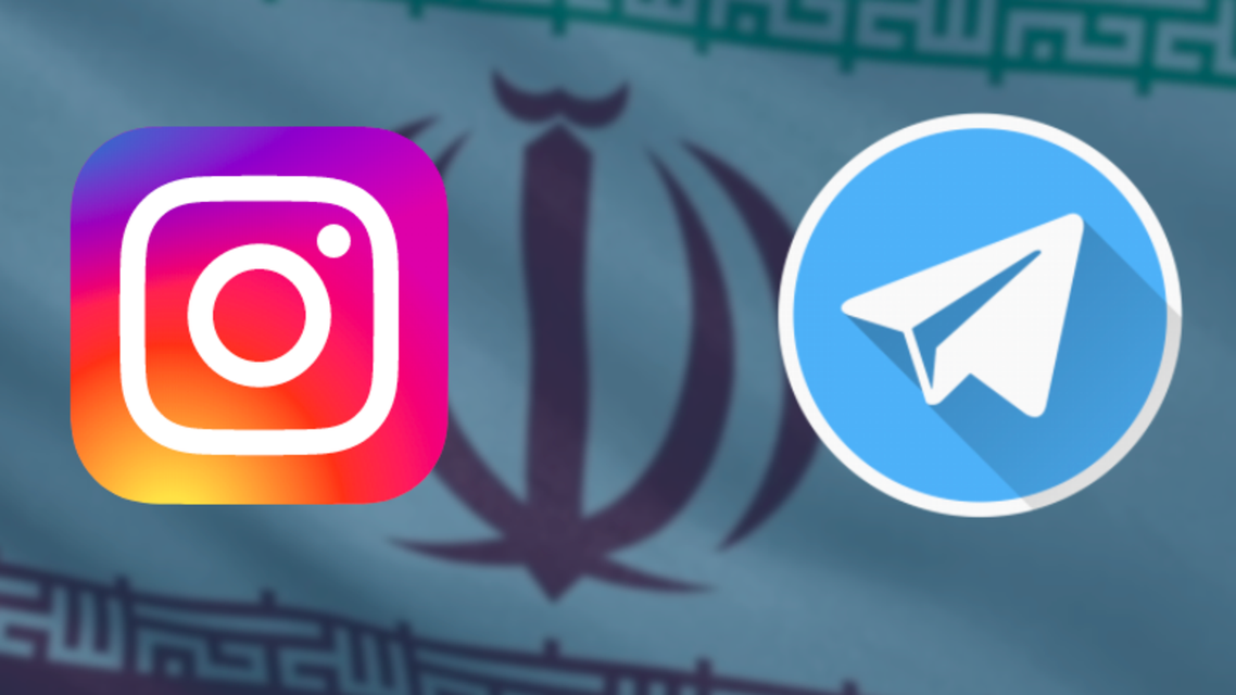 اینستاگرام و تلگرام
