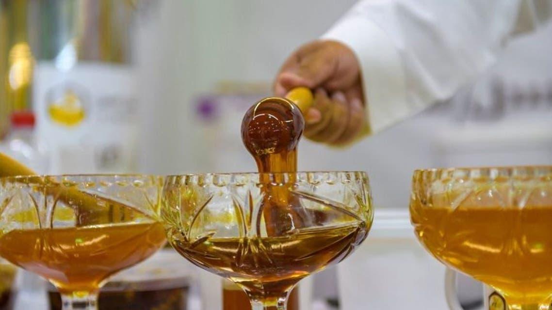 مهرجان العسل في الباحة