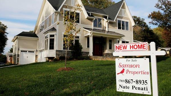 تعافي مبيعات منازل الأسرة الواحدة في الولايات المتحدة