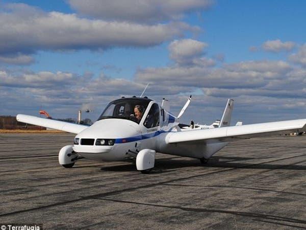 شاهد.. سيارة طائرة يمكن اقتناؤها خلال أشهر معدودة