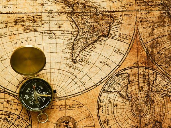 لماذا تشير الخرائط إلى الشمال دوماً؟