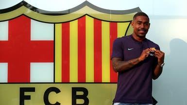 برشلونة يخطف مالكوم قبل ساعات من توقيعه مع روما