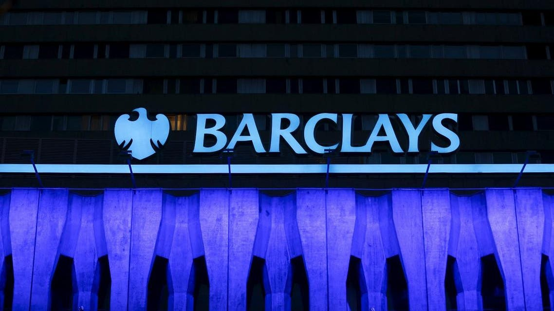 File photo of the logo of Barclays seen on the top of one of its branch in Madrid. (Reuters)