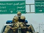 بغداد وأربيل تبحثان فتح الطريق البري بينهما