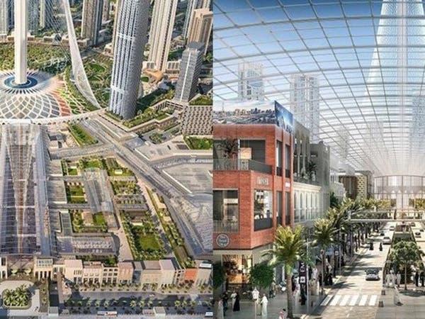 """العبار: 10 مليارات ريال حجم الاستثمار في """"دبي سكوير"""""""