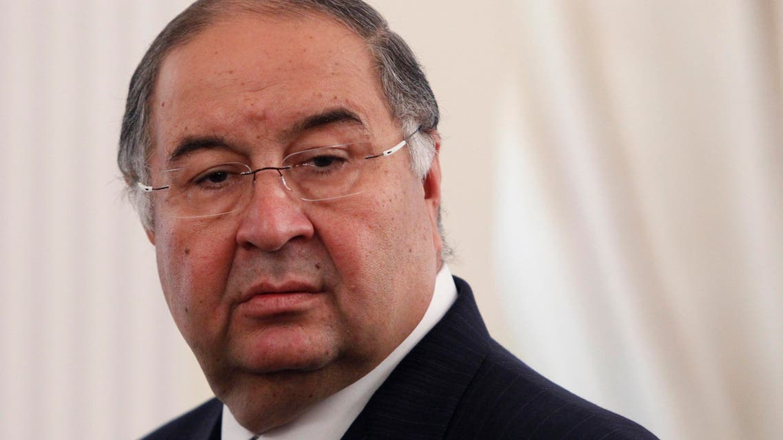 Russian businessman Alisher Usmanov selling Arsenal share. (AP)