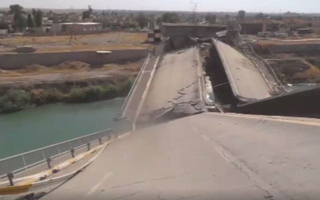 الطريق الواصل بين أربيل وبغداد مغلق منذ 9 أشهر
