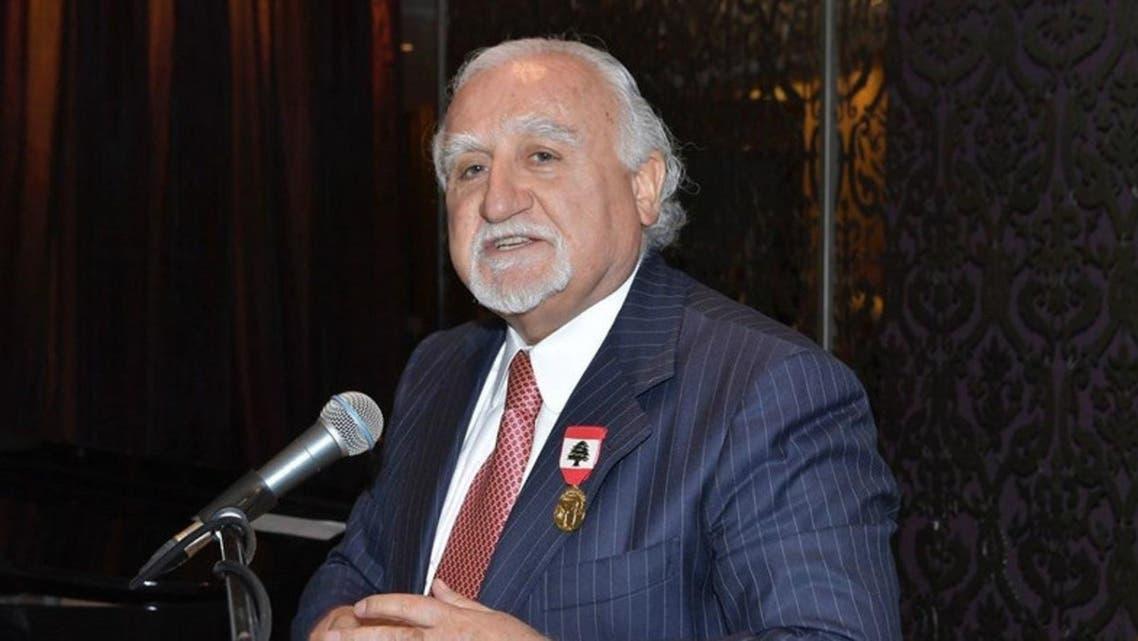 البروفيسور اللبناني الأمريكي فيليب سالم