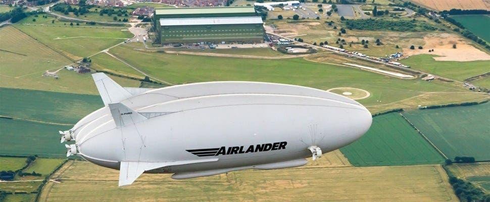 طائرة إيرلاندر