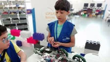 Saudi child defies his autism to become a robotics whiz