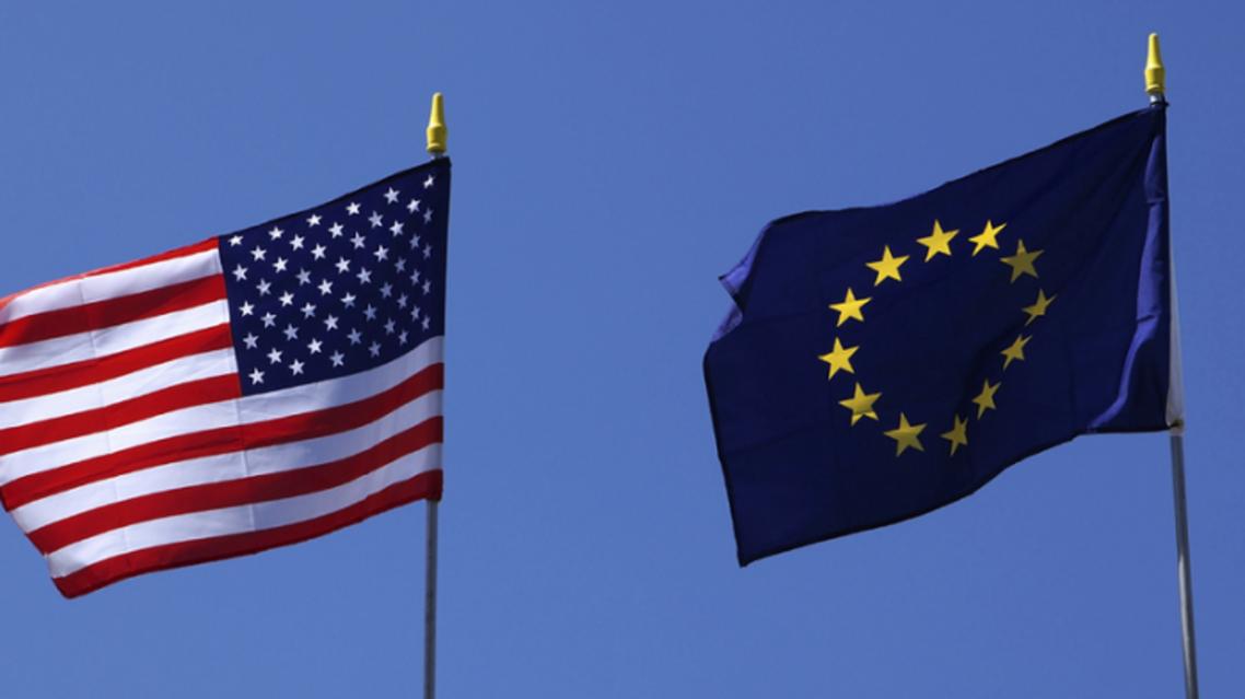 أميركا أوروبا تجارة