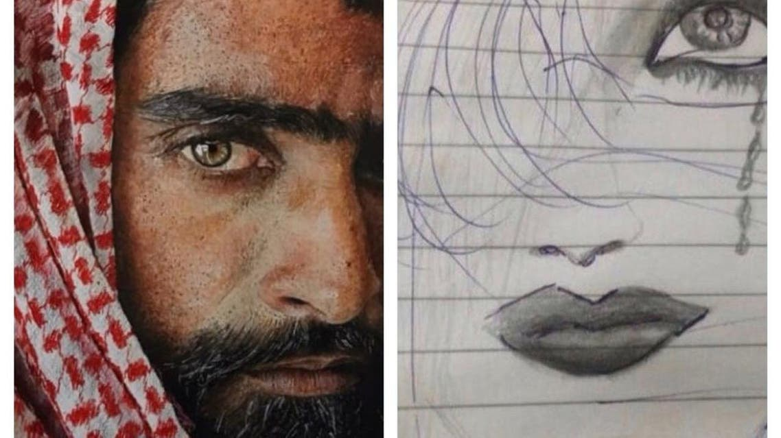 Between two paintings: How one young Saudi artist fulfilled his dream in 5 years