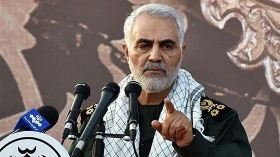 سليماني يلقي خطابه في مدينة همدان الخميس