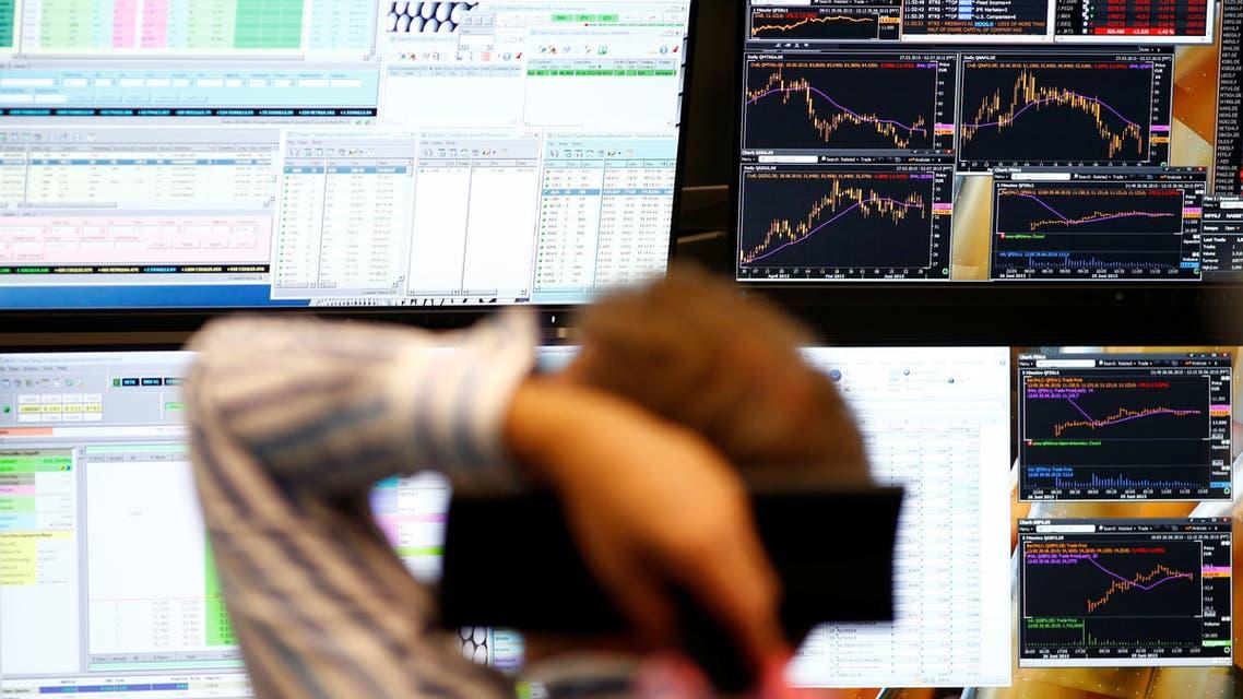 بورصة أسواق أوروبا
