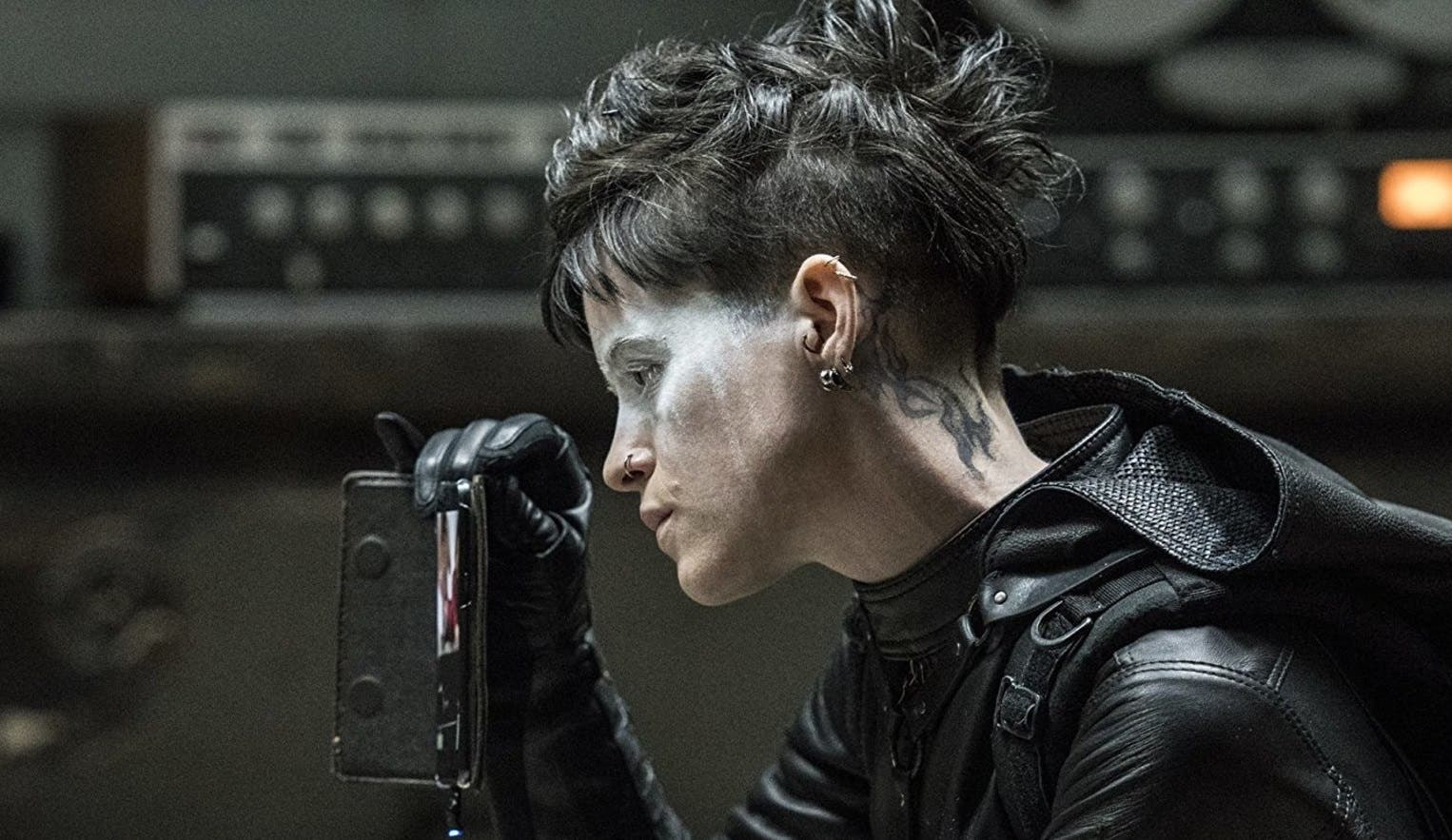 The Girl in the Spider's Web is scheduled to be in cinemas this November. (Supplied)
