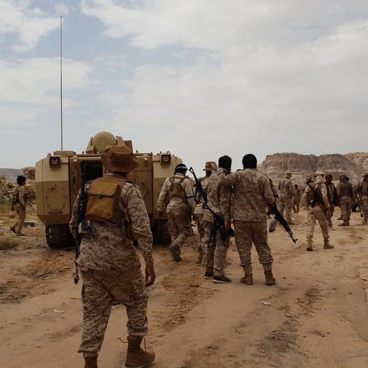 الجيش اليمني يحقق انتصارات جديدة في معقل الحوثيين