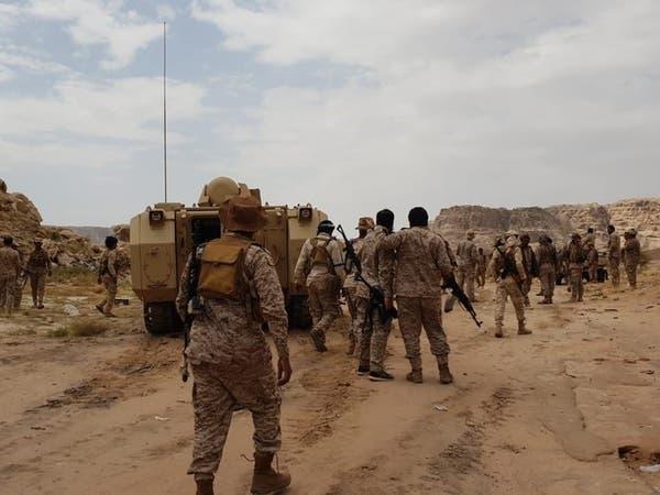 """صعدة.. قوات الشرعية تحرر جبال القاهرة وتحاصر """"القناصين"""""""