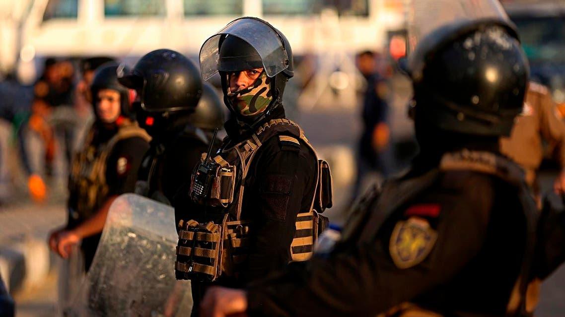 IRAQ SECURITY (AP)