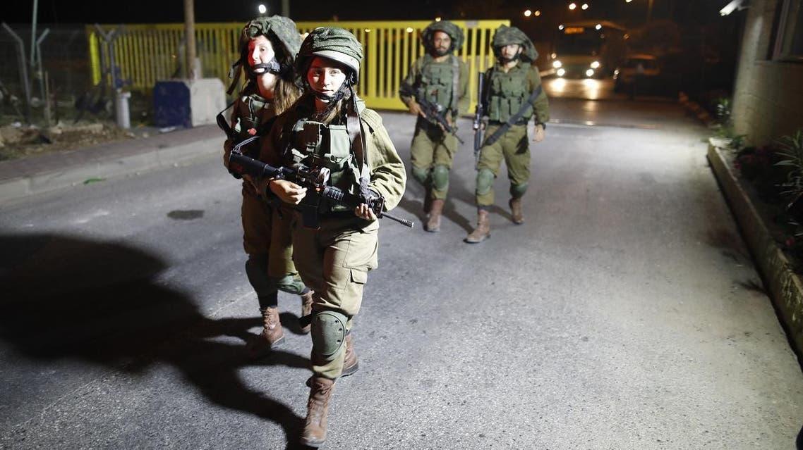 Israel settlement Adam 1 (AFP)