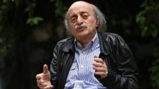 Lebanon's Druze leader Jumblatt attacks Syrian regime over massacre