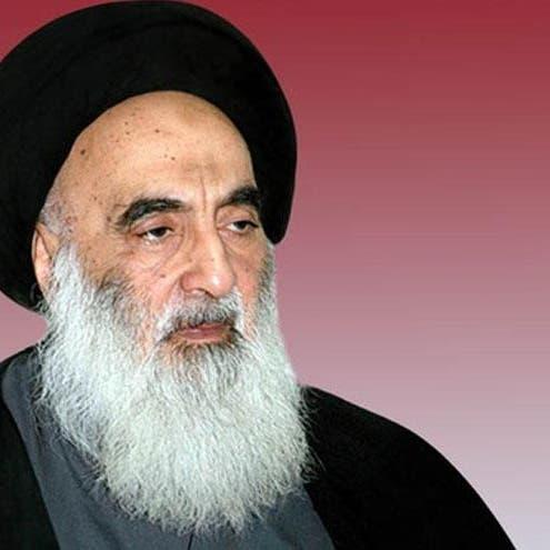السيستاني يطالب قوات الأمن العراقية بحماية المتظاهرين