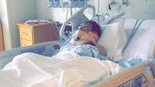 Slow recovery for Saudi student attacked by 'Arab gang' in the US