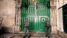 چند گھنٹوں کی بندش کے بعد مسجد اقصیٰ نمازیوں کے لیے کھول دی گئی