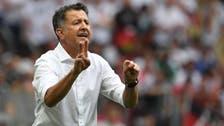 استقالة أوسوريو من تدريب منتخب المكسيك