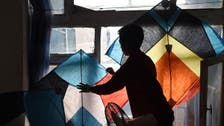 Soaring production: Kabul kite makers prepare for the flying season