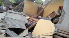 At least 10 dead as 6.4-magnitude quake jolts Indonesia island