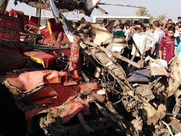 حادث سير مروع في مصر.. 8 قتلى و22 مصاباً
