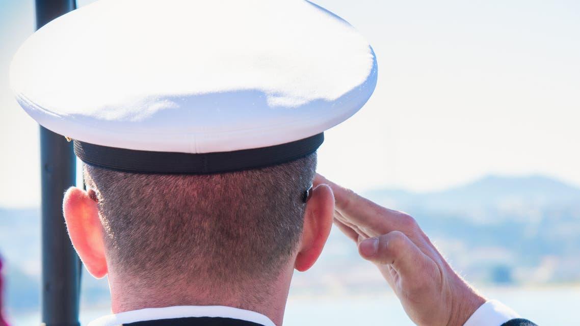 جندي من البحرية الأميركية