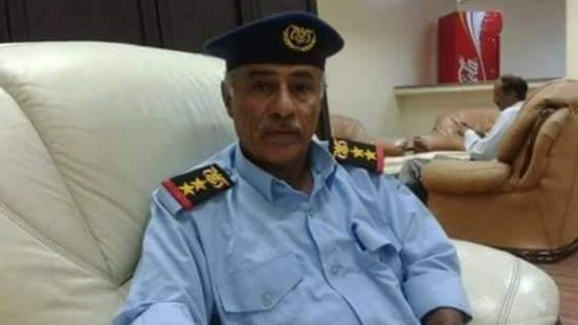 Col. Nasser Makireh al-Jaadani aden