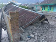 زلزال قوي يهز إندونيسيا.. وسقوط 14 قتيلاً
