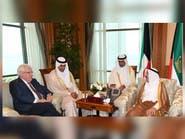 غريفيث يلتقي أمير الكويت لبحث آخر تطورات الأزمة اليمنية